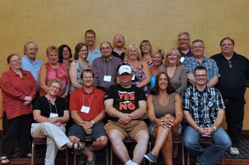 OPS Bargaining Team 2012 photo