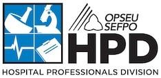 OPSEU Hospital Professionals Division logo