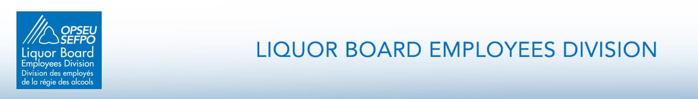 OPSEU Liquor Board Employees Division