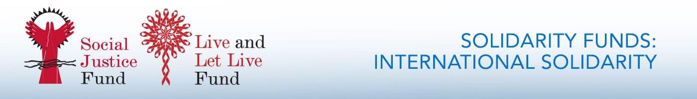 OPSEU Solidarity Funds: International Solidarity banner