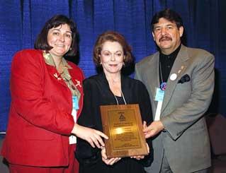 Shirley Douglas récompensée