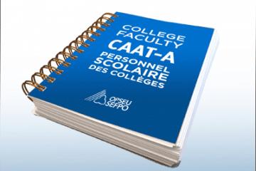 CAAT-A notebook