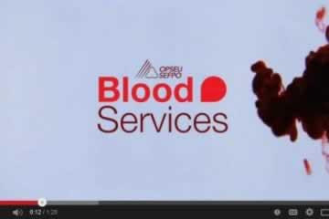 CBS Video Image. OPSEU/SEFPO Blood Services