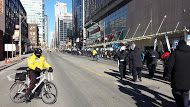 OPSEU members attend corrections rally