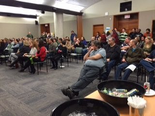 Information meeting in Guelph