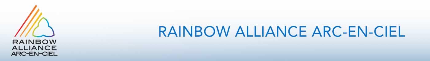 OPSEU Rainbow Alliance banner