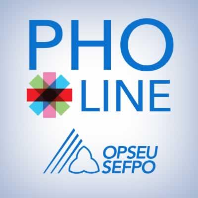 PHO Line with OPSEU logo