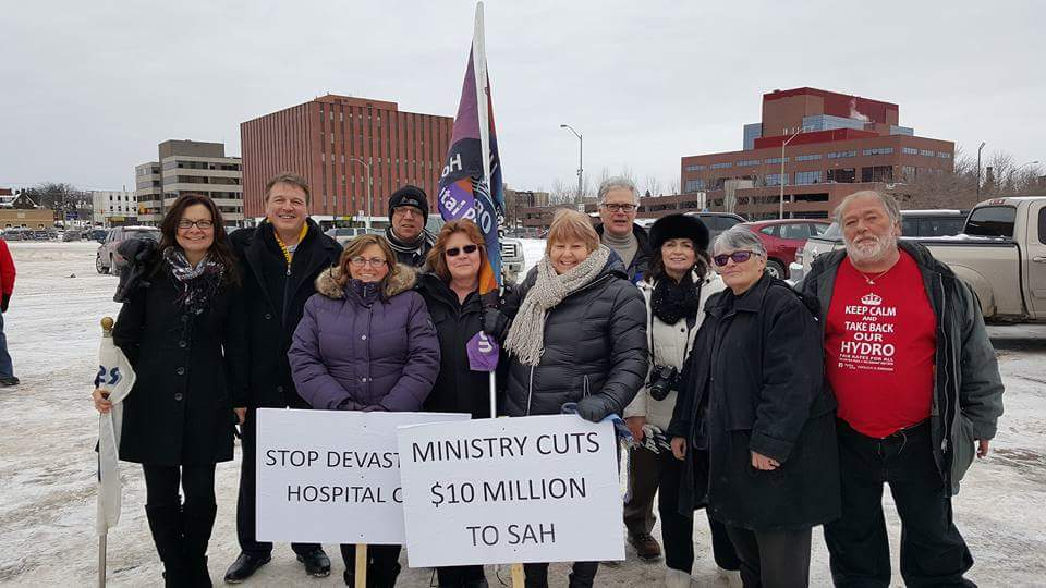 Ministry cuts $10 millions to SAH