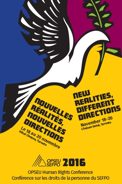 Human Rights Conference 2016 - New Realities, Different Directions