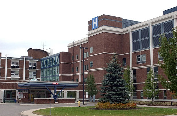 Ajax-Pickering Hospital