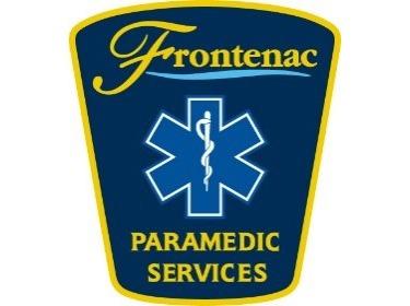 Frontenac Paramedic Services badge