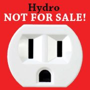 Hydro Not For Sale logo
