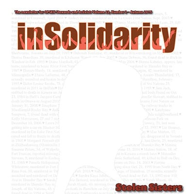 In Solidarity Autumn 2015