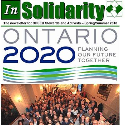 In Solidarity Spring/Summer 2010