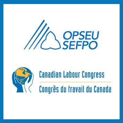 OPSEU & Canadian Labour Congress