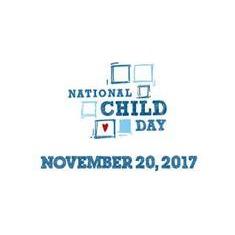 National Child Day. November 20, 2017