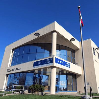 Office of the Niagara Peninsula Conservation Authority (NPCA).