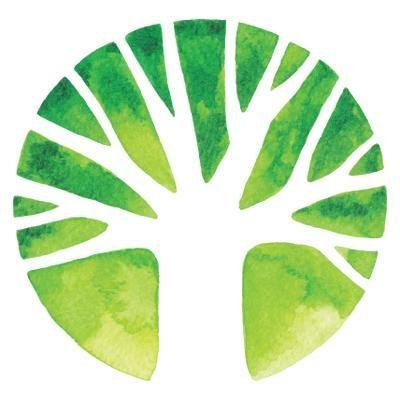 Illustration of the Ontario Tree Seed Plant Logo