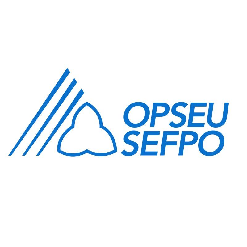 OPSEU SEFPO logo