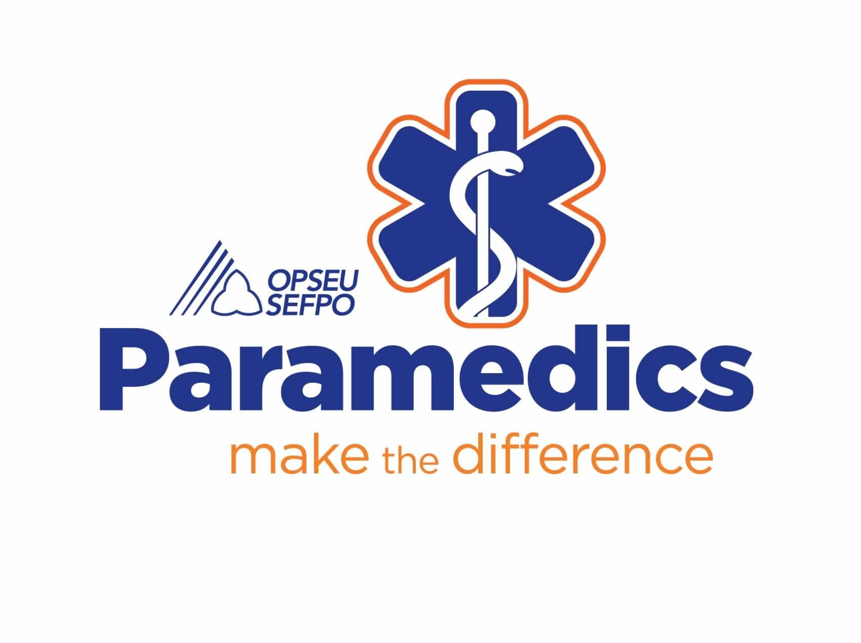 OPSEU Paramedics make the difference