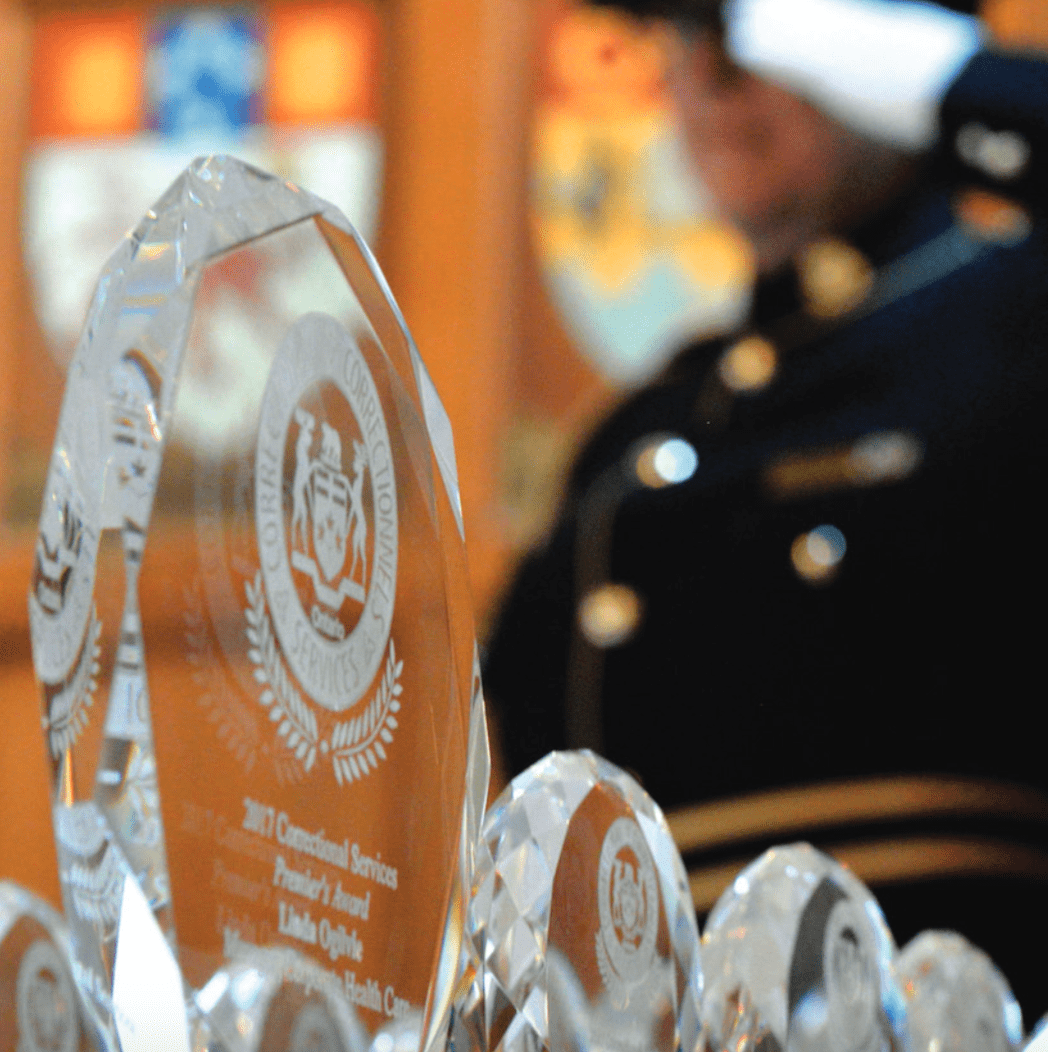 Correctional Services officer and award