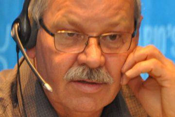 OPSEU President Warren (Smokey) Thomas