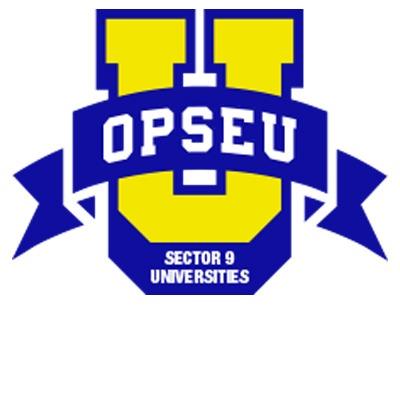 OPSEU Sector 9 Universities
