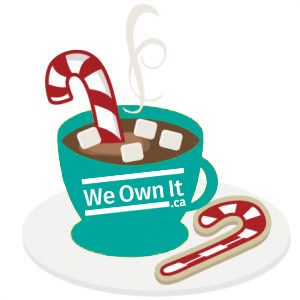 We Own It hot chocolate logo