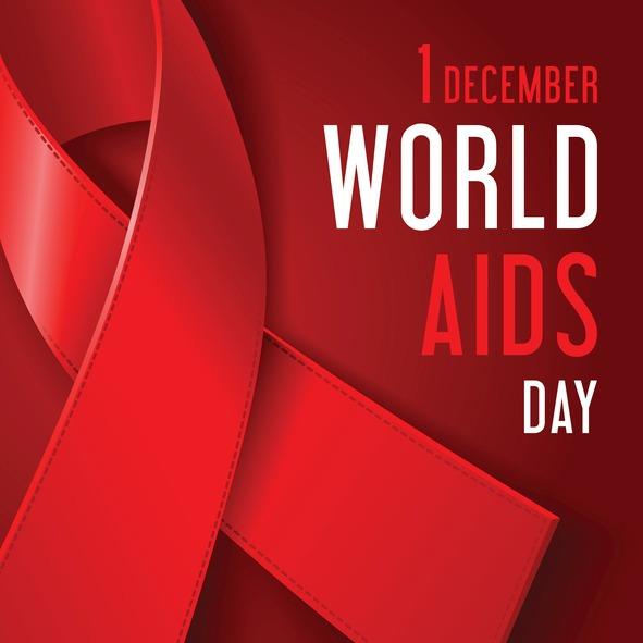 World AIDS Day, Dec 1