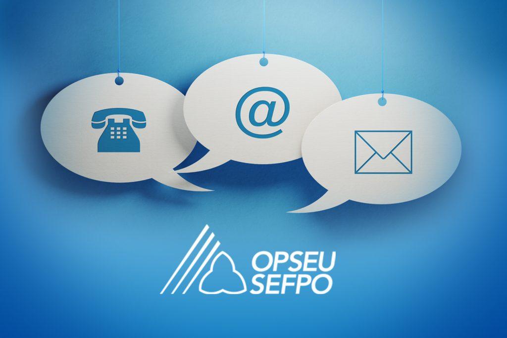Contact Us at OPSEU: Phone, Email or Social Media