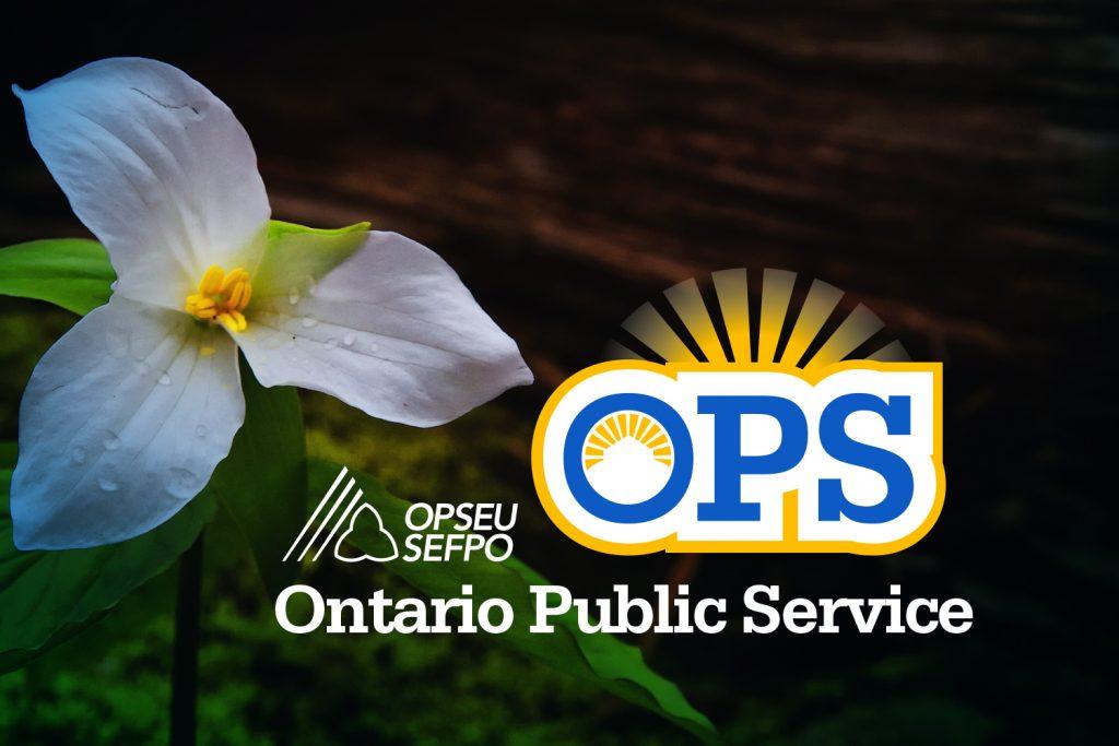 OPSEU Ontario Public Service