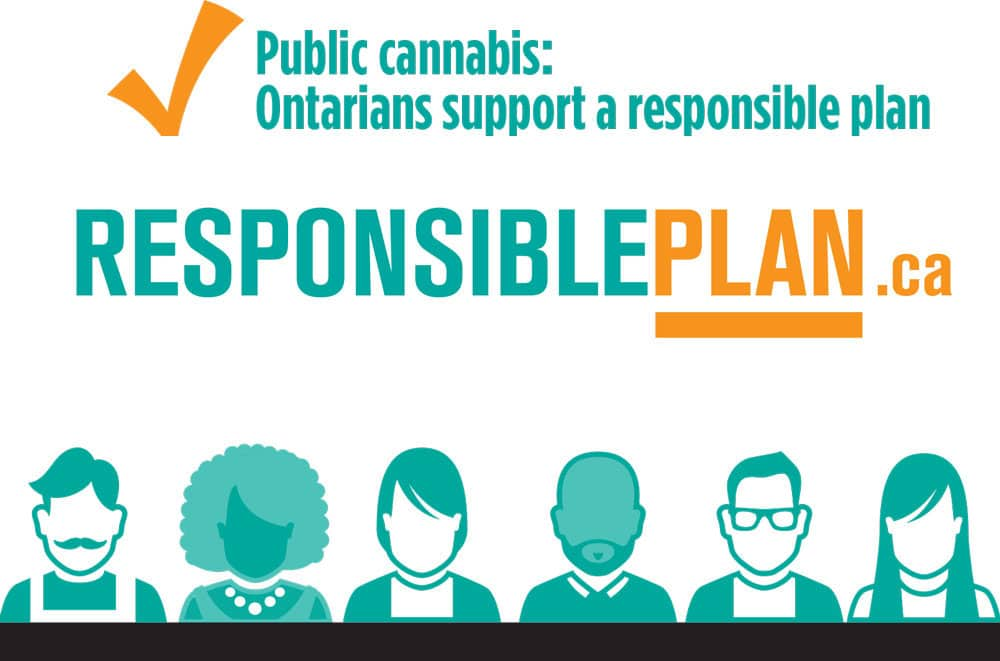 Public Cannabis: Ontarians support a Responsible Plan