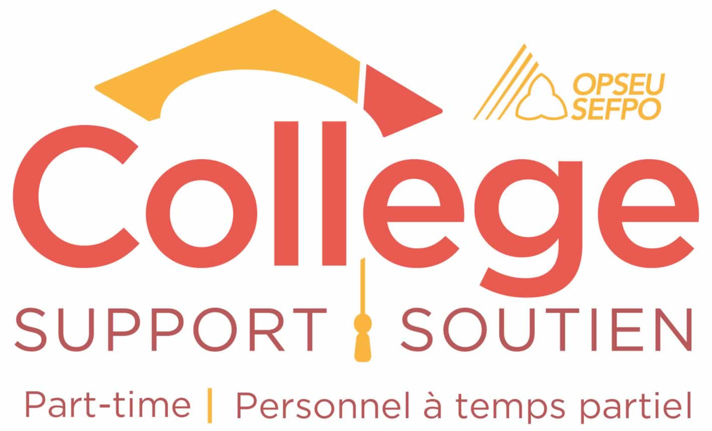College Support Part-Time Logo