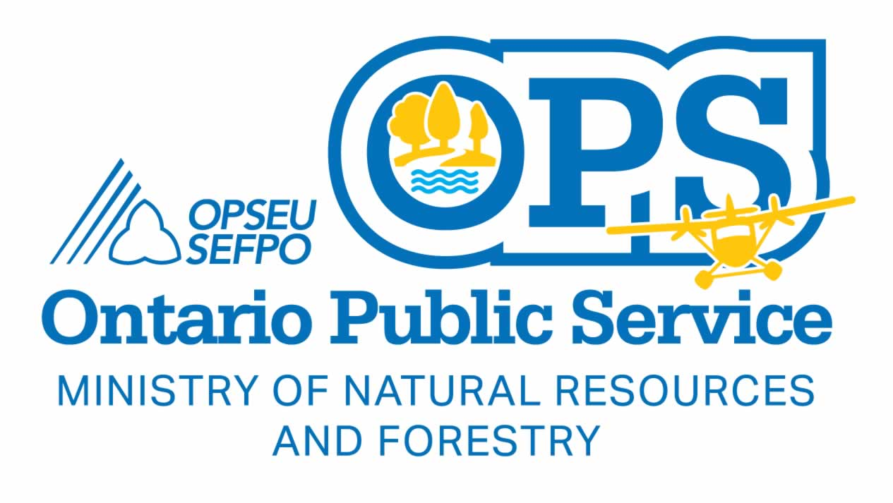 Ontario Public Service: Ministry of Natural Resources and Forestry Logo