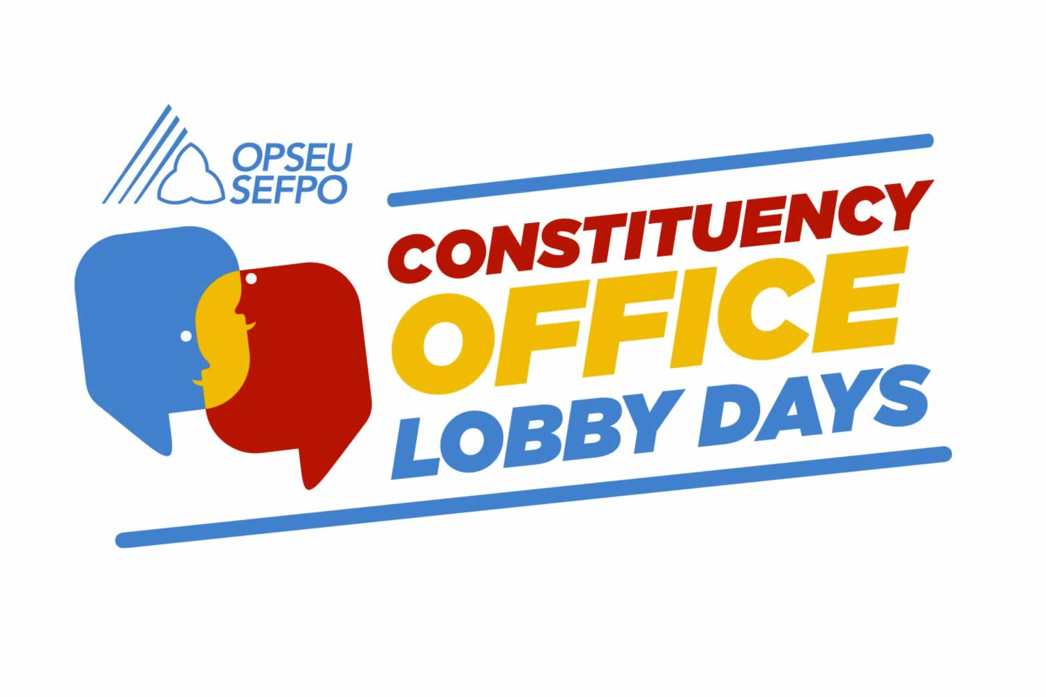 Constituency Office Lobby Days