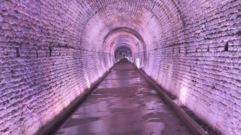 Brockville image: tunnel