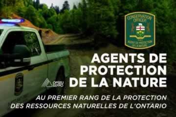 Agents de protection de la nature