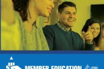 Member Education Formation des membres