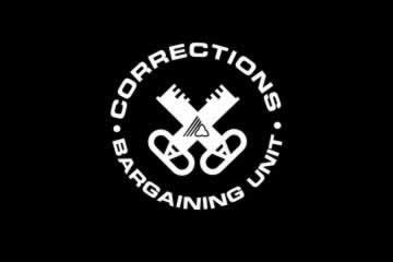 Corrections Bargaining Unit logo