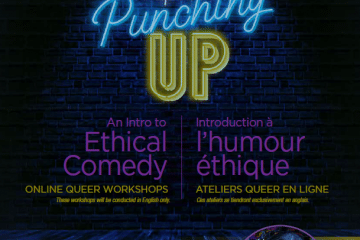 Punching Up, an intro to ethical comedy with comedian Alice Rose