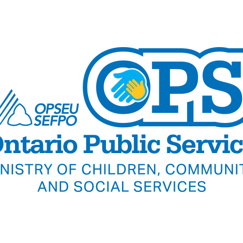 Ontario Public Service (OPS), Ministry of Children, Community and Social Services Logo
