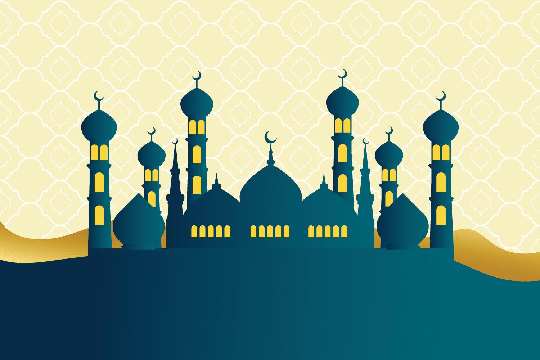 Eid-Al-Fitr - Image of Islamic Architecture