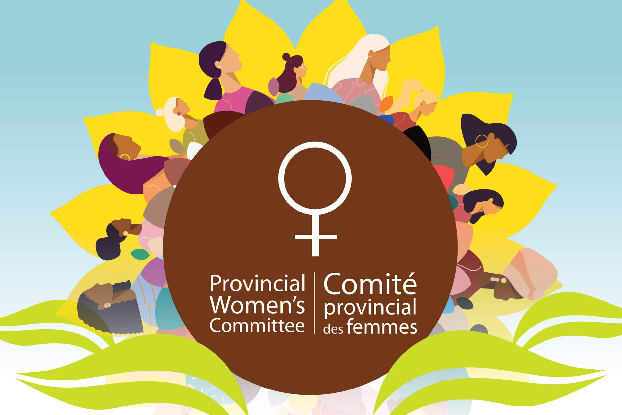 Provincial Women's Committee, Comite provincial des femmes